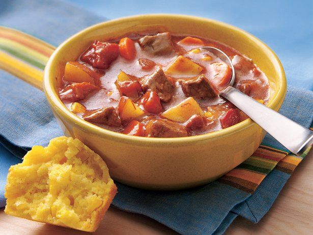 ... style beef gravy lends delicious, down-home flavor to zesty beef stew