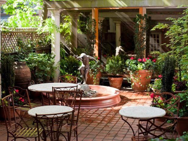 Italian Patio Home Design Ideas And Inspiration