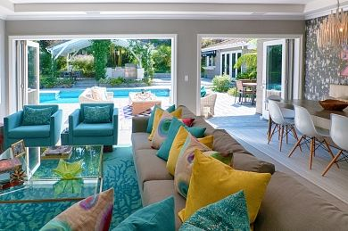 1000 ideas about mustard color scheme on pinterest color combinations fall color schemes and for Turquoise and mustard living room