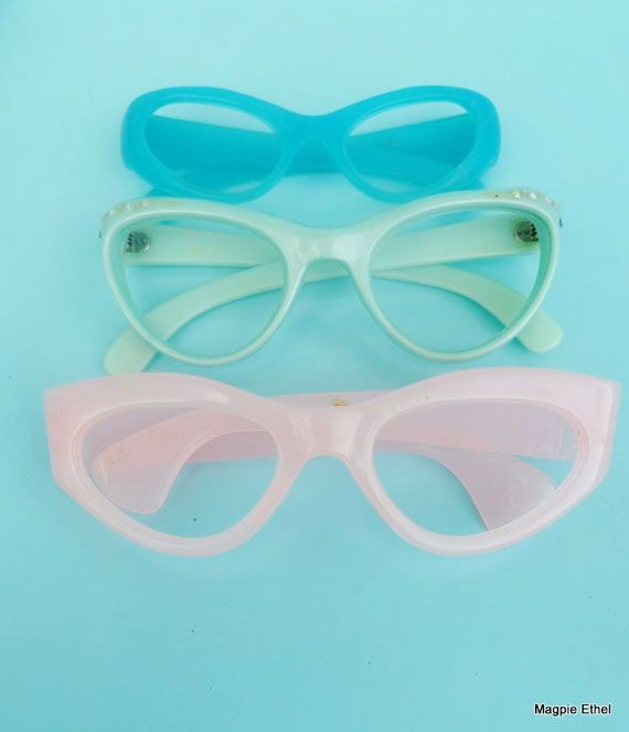 The Collectors: Vintage Eyeglasses | The Etsy Blog