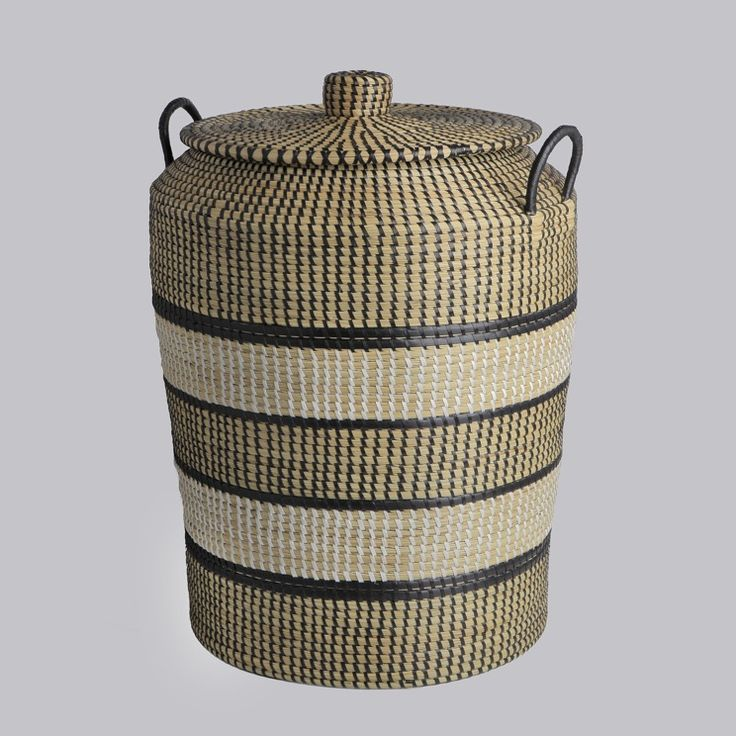 African Baskets: 17 Best Images About Laundry Basket On Pinterest
