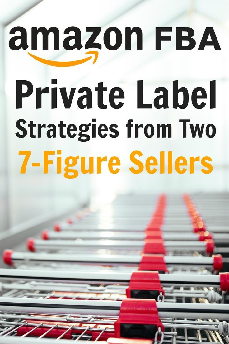 Amazon FBA private label strategies from two 7-figure sellers! A must-read, via @sidehustlenation