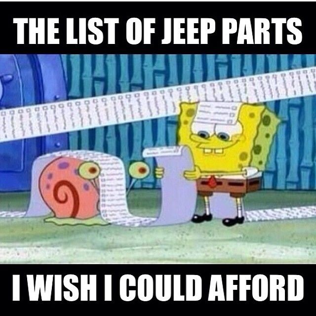 We have the Largest Selection & Lowest Prices on everything #JeepWrangler http://blackdogmods.com