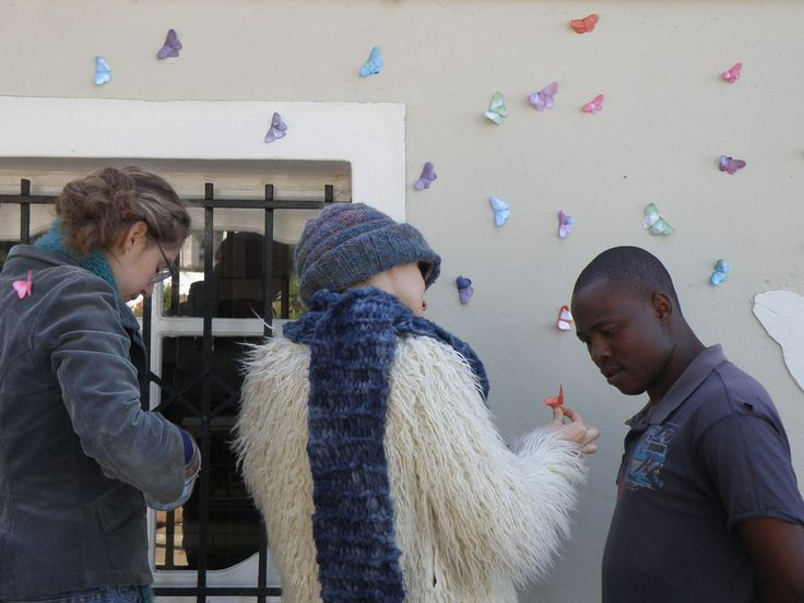 The Butterfly Guild in action!