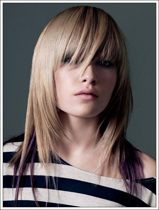 Medium Length Hairstyles For Thin Hair 18 Best Medium Length Hairstyles For Thin Hair Images On Pinterest