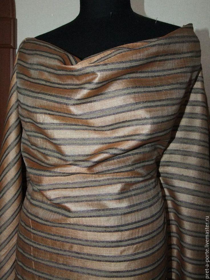 Купить Laura Biagiotti шелковый жаккард, Италия-15% - итальянские ткани, итальянский шелк, шелк