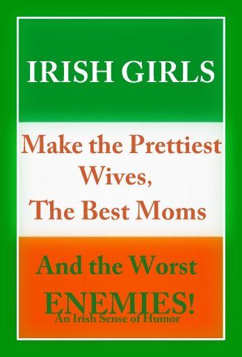 Irish Girls ...
