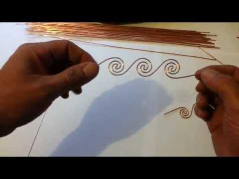 Making multiple coils for Orgonite TB/SBB :)