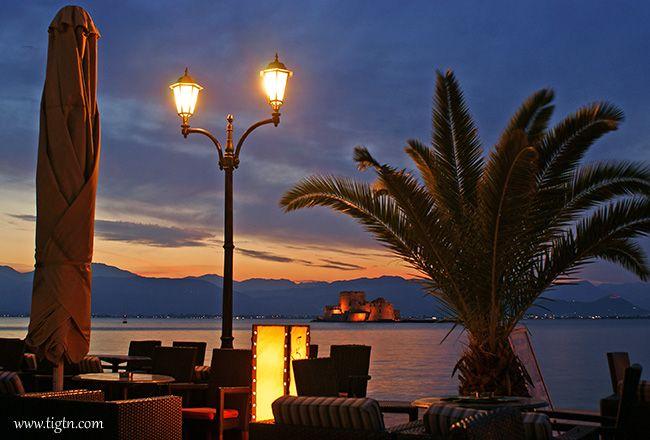 Napoli di Romania cafe in #Nafplio, #Greece