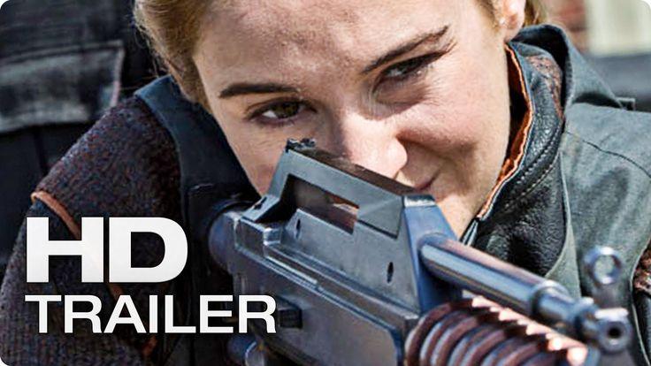 Exklusiv: DIE BESTIMMUNG - Divergent Trailer Deutsch German | 2014 [HD]