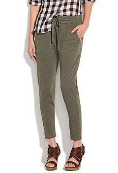 Tame That Trend: Dressy Sweatpants That Don't Look Sloppy: Flash: Self.com