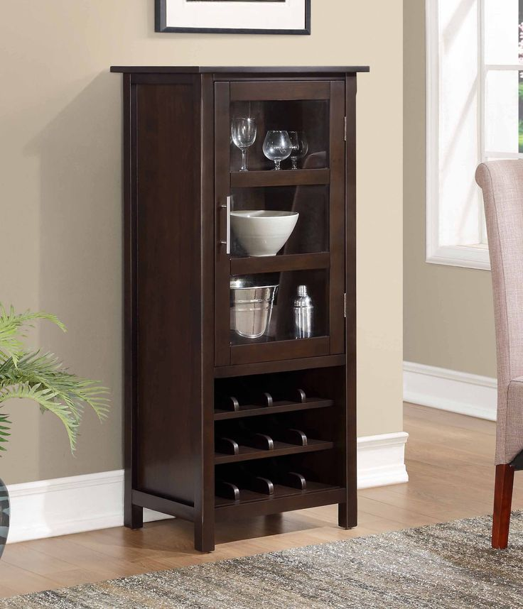 Best 25+ Wine Rack Cabinet Ideas On Pinterest