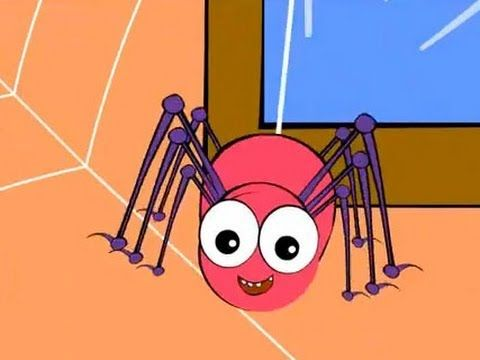 Incy Wincy Spider (itsy bitsy spider) Nursery Rhyme...lots of cute videos here..nursery rhymes and how-to-draw videos!!!