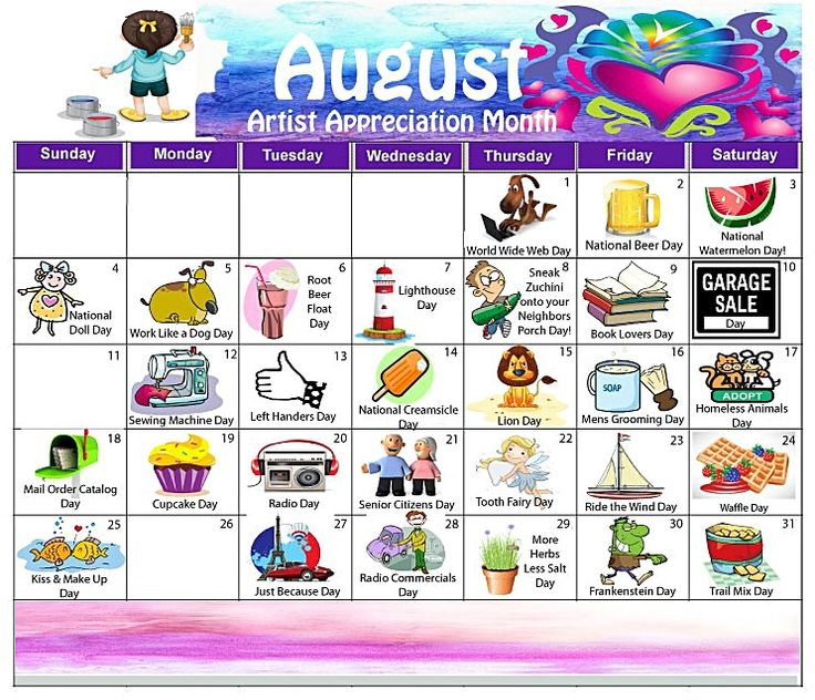 Monthly Calendar Of Events Special Days To Celebrate : Best national holiday calendar ideas on pinterest