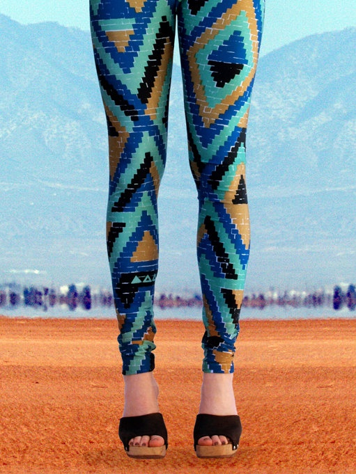 patterned tights; look out, 2012