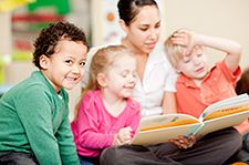 State Subsidies for Child Care Welfare work and child care