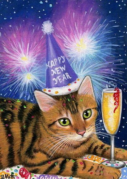 Happy Mew Year!