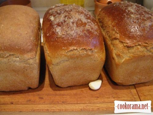 Посоленик / Домашній хліб своїми руками