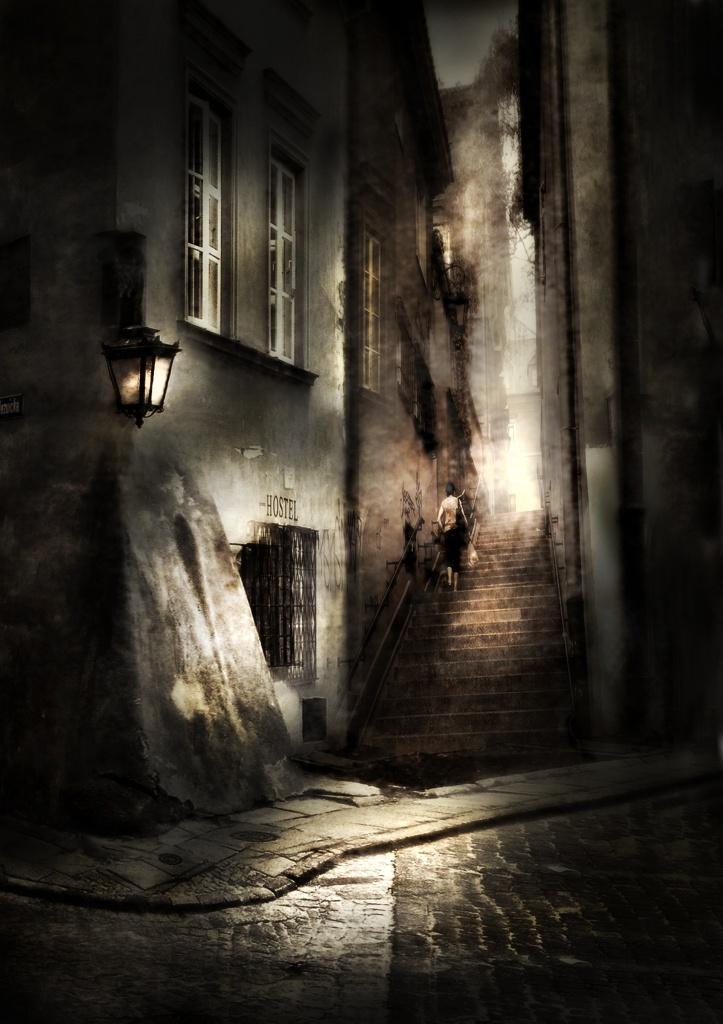 st'z by Tomasz Wisniewski #dark #street