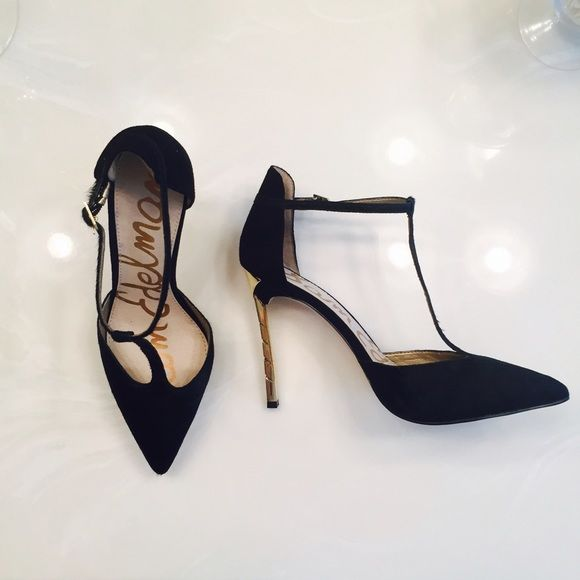 Sam Edelman Smithfield Heels Brand new. Comes with box Sam Edelman Shoes Heels