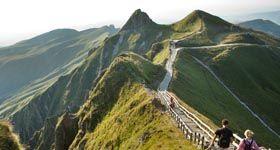 Le Mont-Dore, paradis de la rando