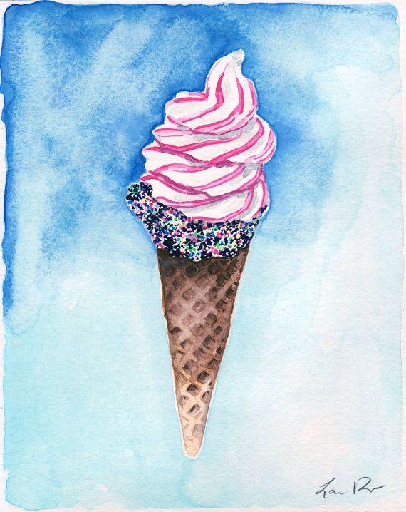 новостей милые картинки срисовывать мороженое режиссеры