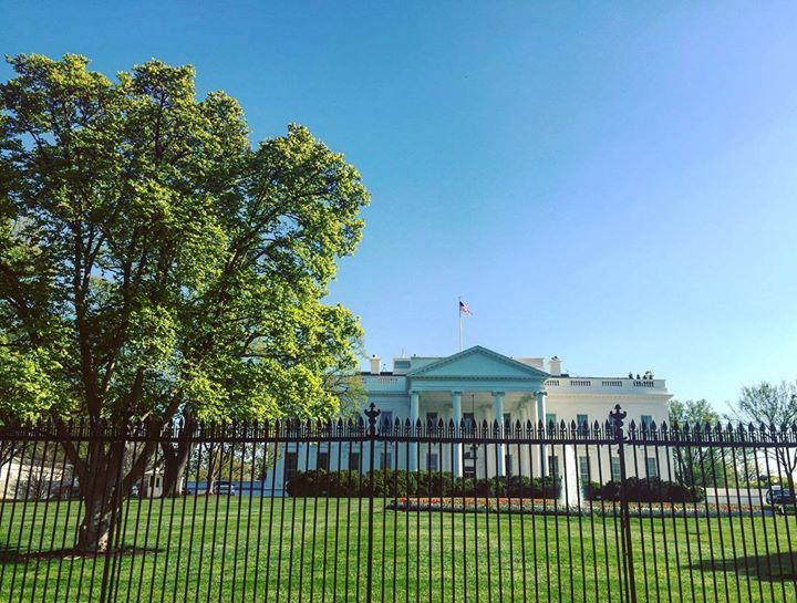 by @royalkueen #WhiteHouse #USA My homie Obama's house . . #ceiling #incredible #architecture #art#gallery #museum #artsy #instagram #igers #instadaily #instagood #instalike #igers #instagramers #iphone #iphonesia #iphoneonly #iphonegraphy #iphone6 #photography #photooftheday #vsco #vscocam #vscophile #vscogood #natureporn #house #whitehouse #travel #travelingram #travelling