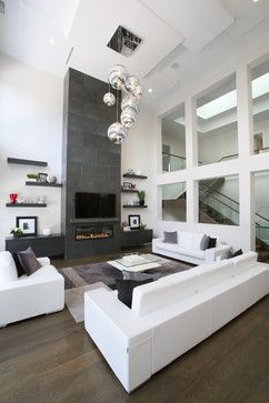 Best 25+ Contemporary family rooms ideas on Pinterest ...