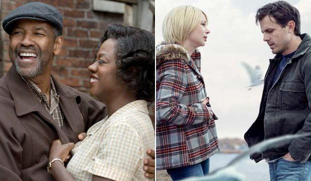Will 'Fences' or 'Manchester' break 27-year Oscar curse by winning Best Actor & Supporting Actress? [POLL]