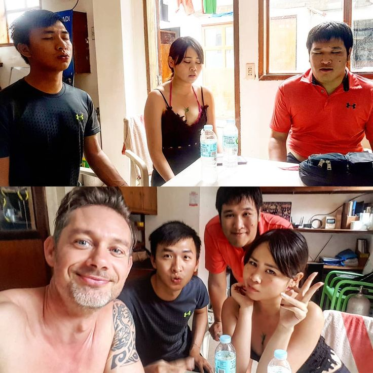 Congrats to Chen-Li Lala & Kai from Taiwan for completing the Freediver Course! Awesome job and thanks for teaching me some new words in Chinese! Have a safe trip back to Taipei and hope to see you guys back soon!