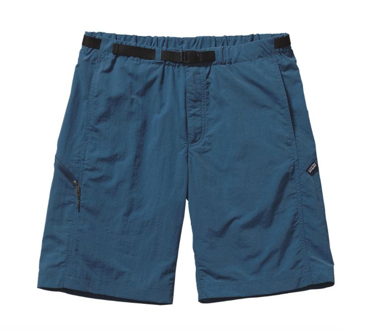 Patagonia Men's Gi III Shorts - Glass Blue