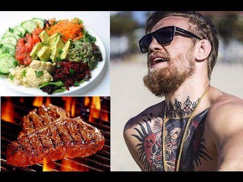 Conor McGregor's nutritionist on Nate Diaz fight at UFC 200 (talks vegan...
