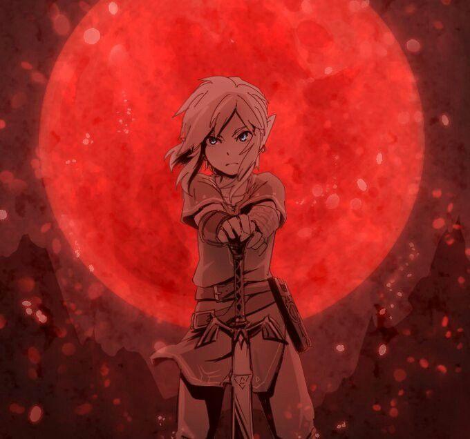 red moon cycle zelda - photo #21
