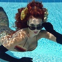 MeduSirena Marina -- Sub-Aquatic Performer, Aquaticat, Mermaid. Retro-Stunt Dancer~Fire Eater~ Lover of all things Tiki & Kitsch. Polynesian/Poly-Pop Performer, Bellydancer & More! -- MeduSirena.com