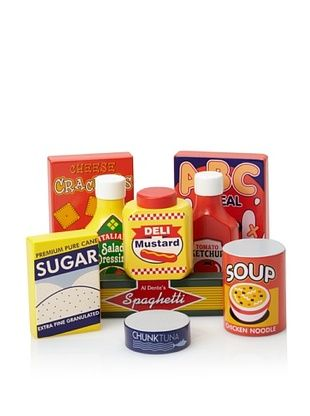 25% OFF Melissa & Doug Wooden Pantry Products