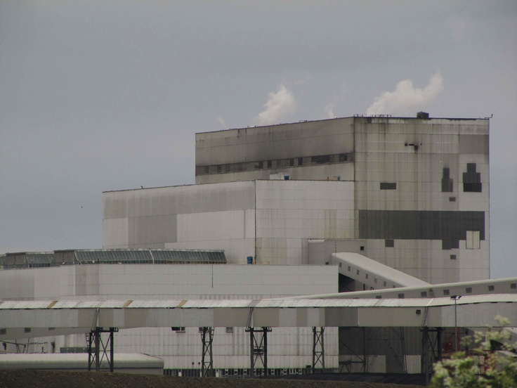 Blythe power station, Northumberland