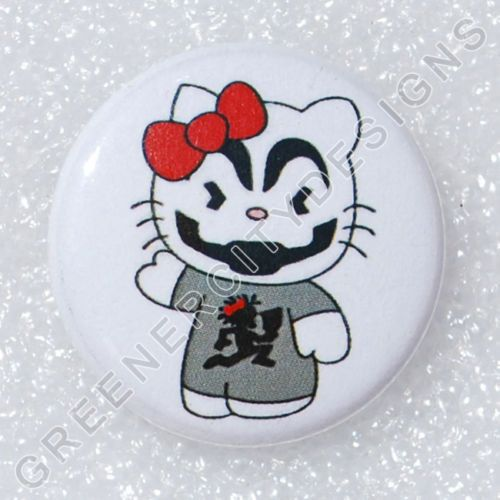 ICP Hello Kitty H55 Juggalo Violent J Insane by GreenerCityDesigns