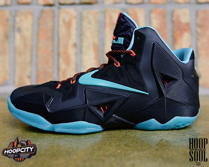 fcaa77f8ec6 Nike LeBron XI - Diffused Jade. The colorways never stop.