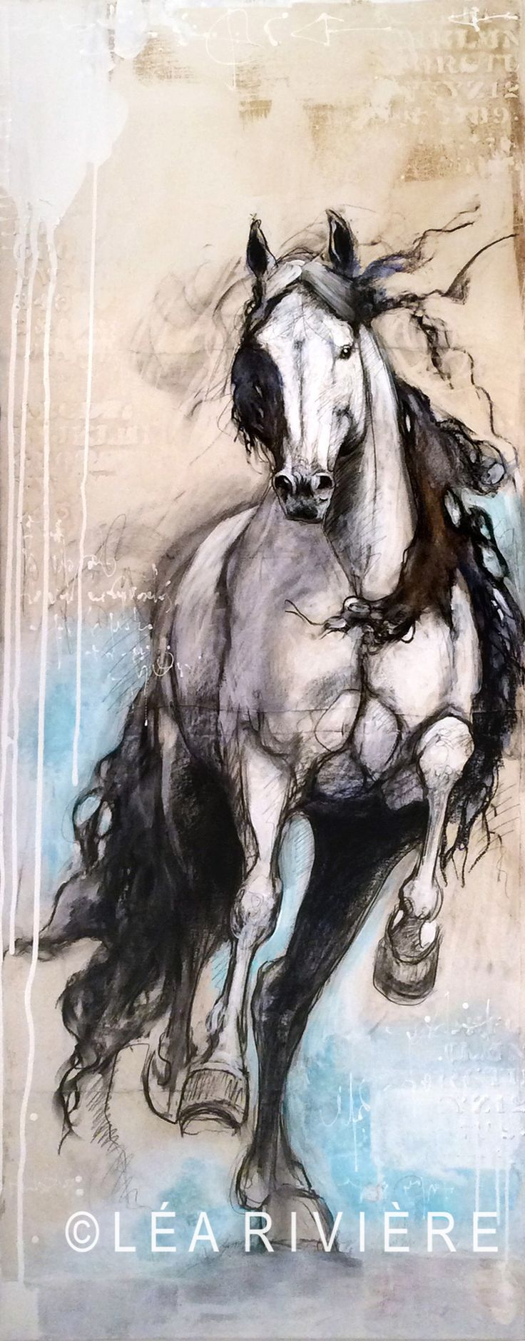Amazing Wallpaper Horse Watercolor - 97c51ae2c222d42d9a9970a35e4c3055--horse-paintings-partie  Perfect Image Reference_236013.jpg