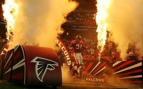 Atlanta FALCONS, Rise Up!