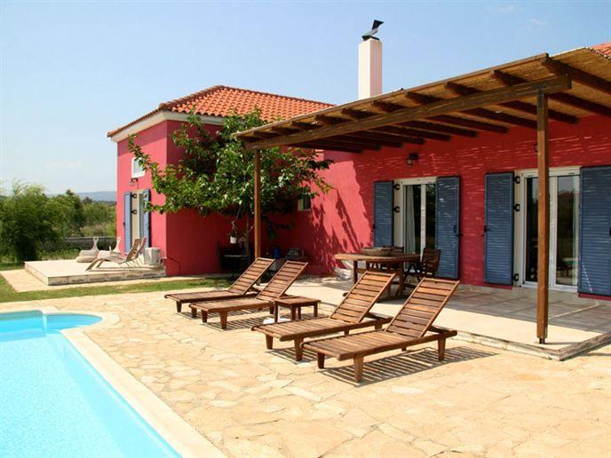 Xi-Beach Villas. Kefalonia, Griekenland (http://elizawashere.nl)