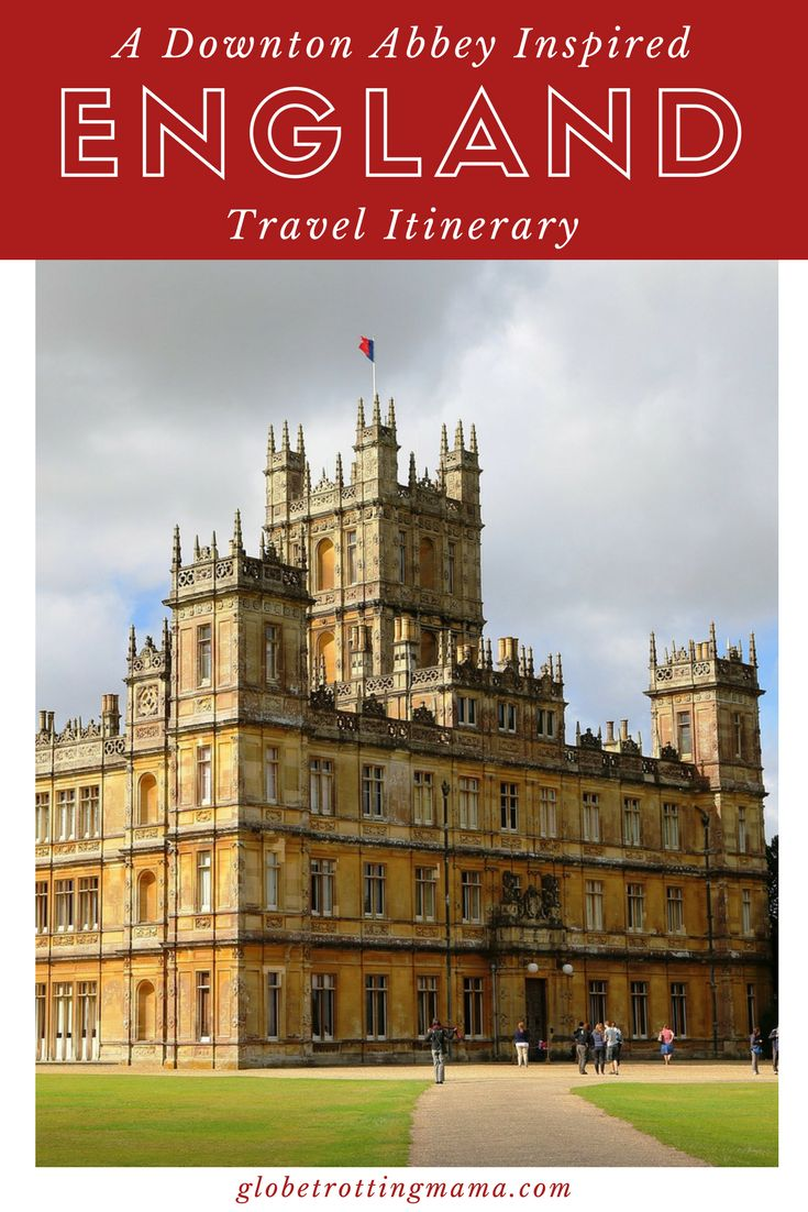 The ultimate Downton Abbey inspired travel itinerary through England. This bucket list worthy guide includes stops in castle-filled destinations such as London, Bampton and West Berkshire. Travel in the United Kingdom. Relive your favorite Downton Abbey characters and experience the best that England has to offer.  | Globetrotting Mama Travel and Parenting Blog #Italy