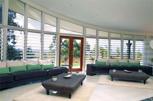 modern louvred windows - Google Search