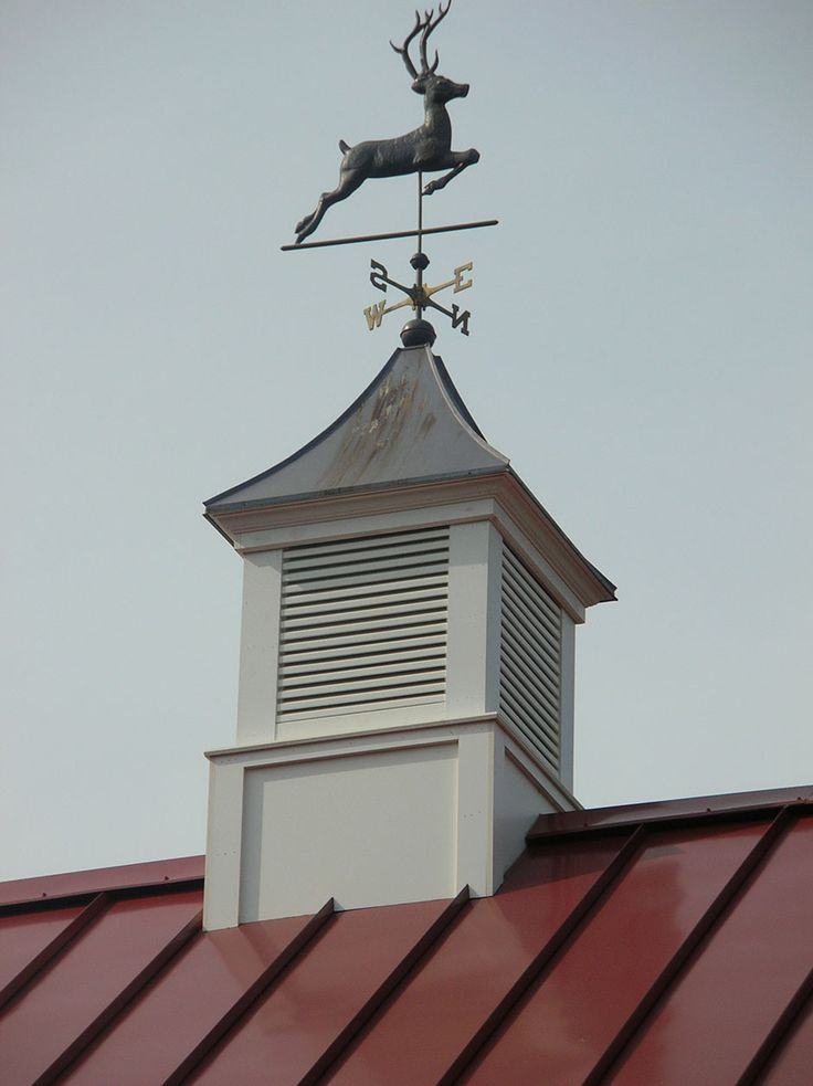 Cupola Options for Post Frame Buildings - Conestoga Buildings