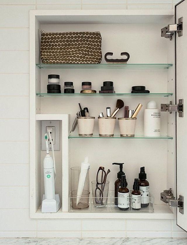 Organized Bathroom Cabinets 25+ best ideas ...
