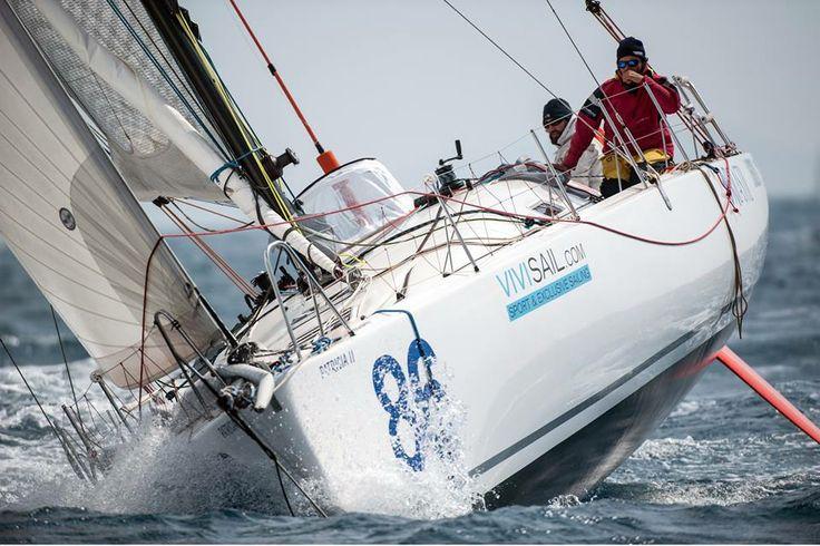 Vivi l'emozione di una regata con gli skipper di Vivisail!
