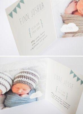 Geboortekaart-tweeling-jongens