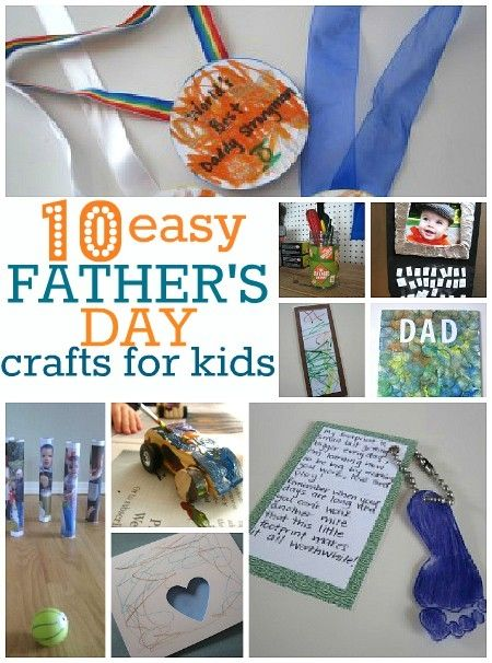 Easy Father's Day Craft Ideas