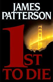 James Patterson - love the Women's Murder Club series.  New book out - 12th of Never!
