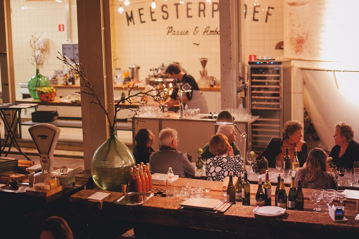 De Meesterproef - industrieel lunchtentje Nijmegen